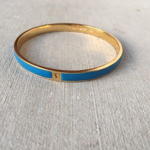 Kate Spade Blue Bangle Bracelet